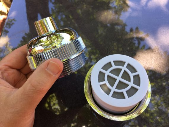 Hartgoods - Sprite Shower Filter and Replacement Cartridge2