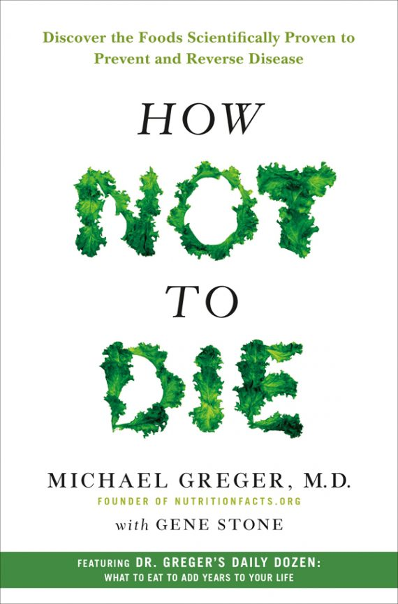 How not to Die – Book from Hartgoods