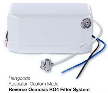Reverse Osmosis (RO) Water Filter System RO4 Countertop